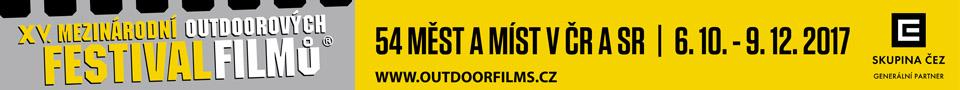Mezinárodní festival outdoorových filmů 2017