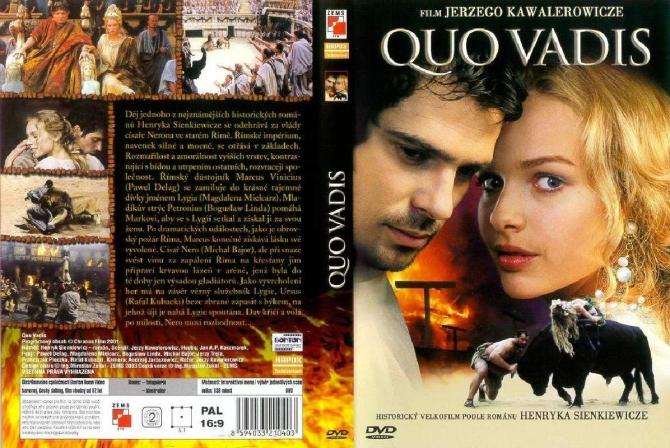 QUO VADIS - IT - film completo italiano - YouTube