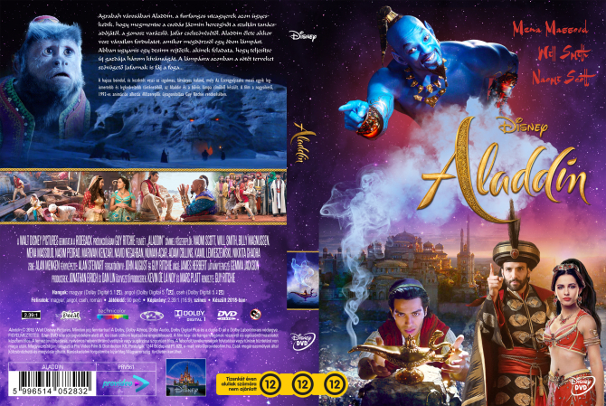Aladin kino 2020