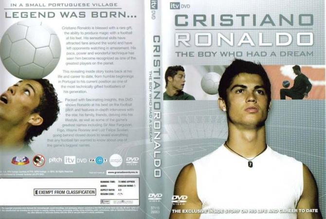 Cristiano Ronaldo - IMDb