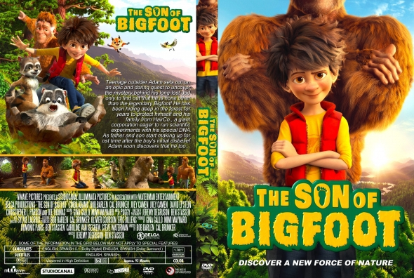 Maxinožka / The Son of Bigfoot (2017)