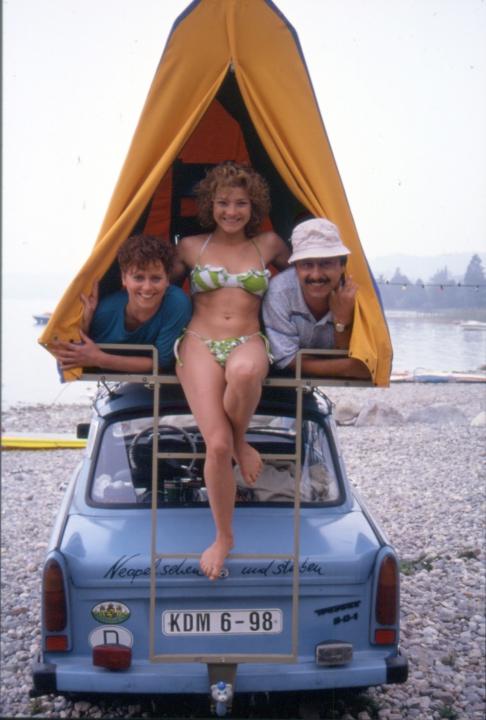 Jeď trabi, jeď (1991)