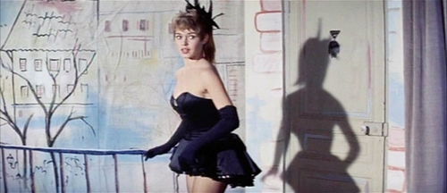 Zatracená holka (1956)