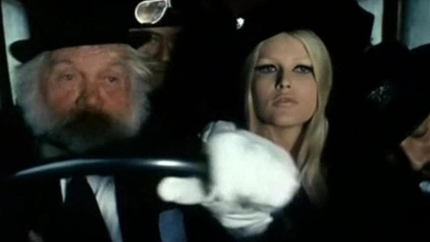 Dovidenia v pekle, priatelia (1970)