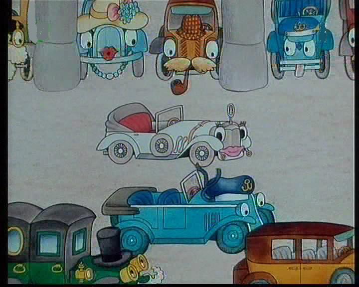 Tút (1994) [TV seriál]