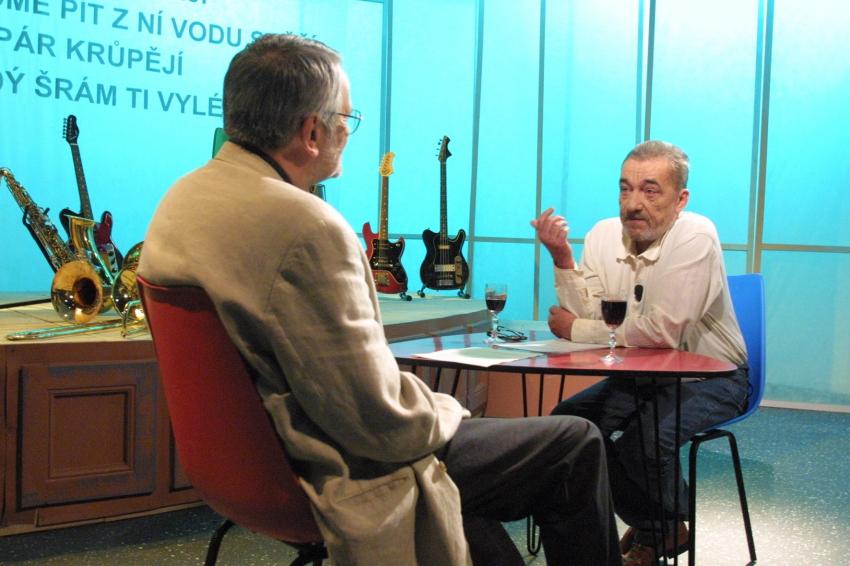 Milan Lasica a Vladimír Čort