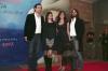 zleva: Enrique Gonzales Kuhn,  Anne-Dominique Toussaint,  Nadine Labaki Khaled Mouzannar