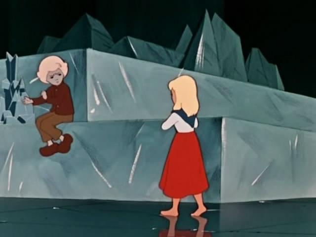 Sněhová královna (1957)