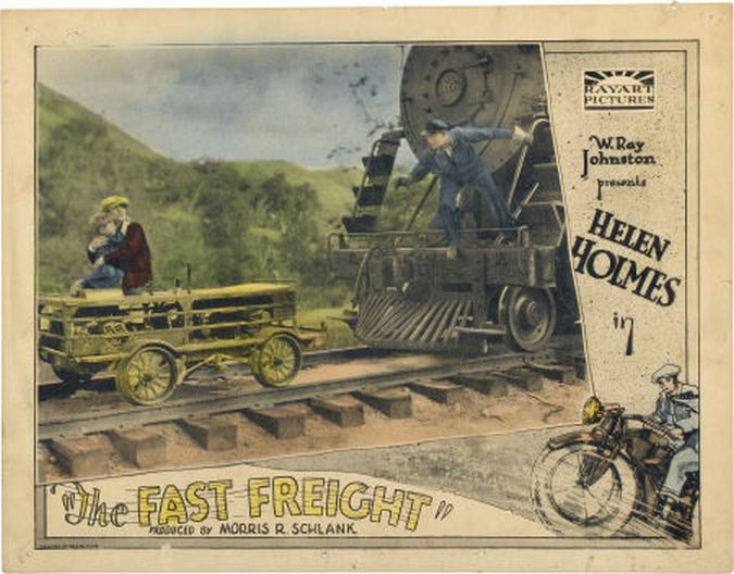 The Fast Freight (1925)