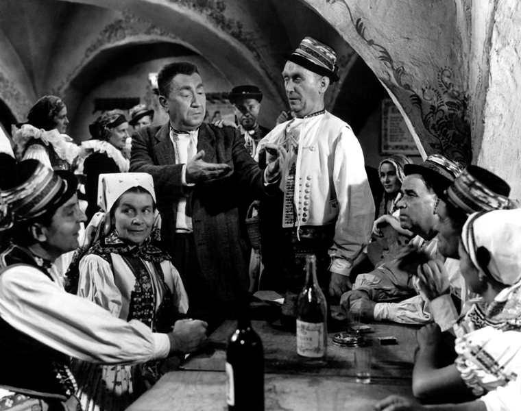 Ještě svatba nebyla (1954)