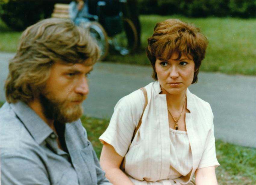 Vladimír Kratina a Hana Kofránková