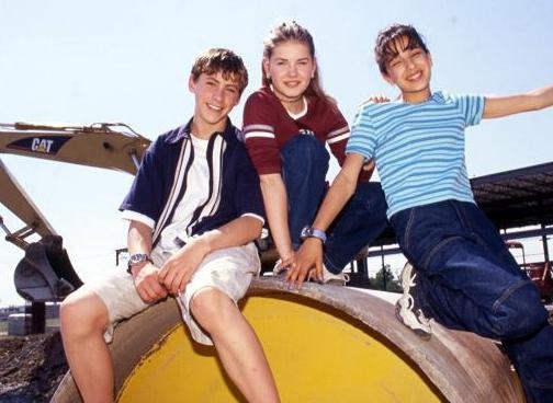 Populární mechanika pro děti (1997) [TV seriál]