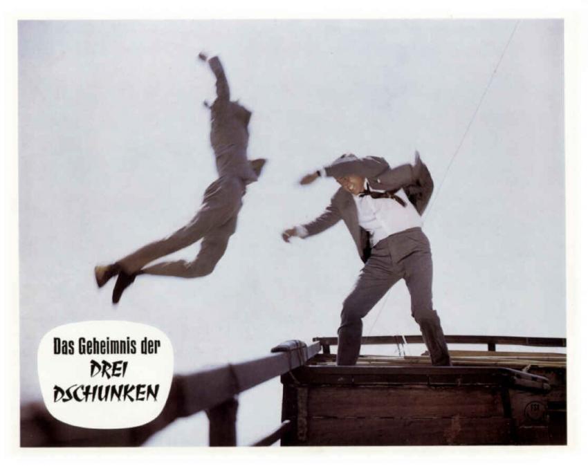 Das Geheimnis der drei Dschunken (1965)