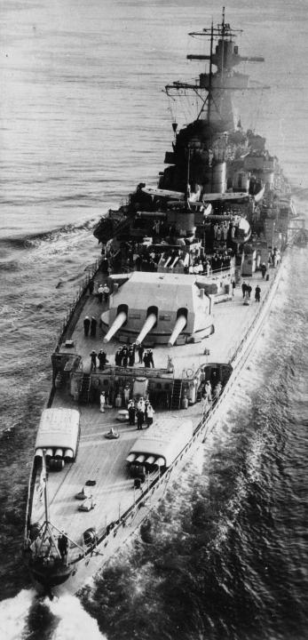 krížnik Admiral Graf Spee