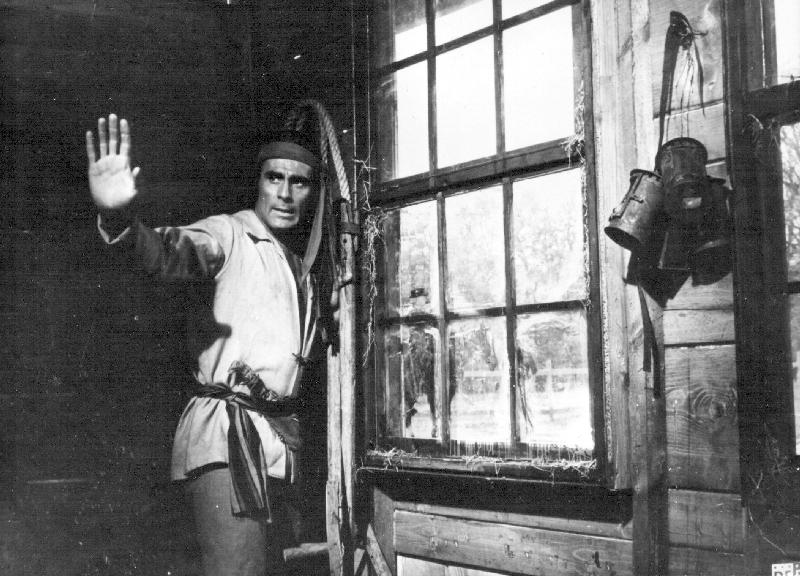 Statečný Osceola (1971)