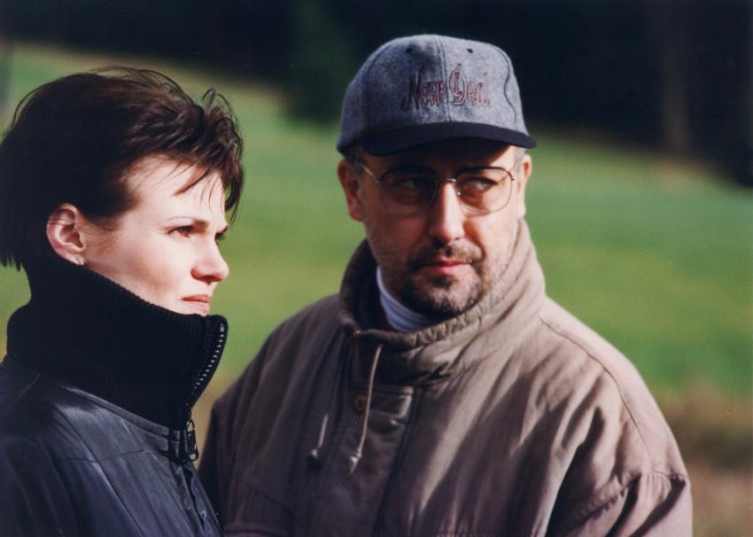 Simona Postlerová a Jan Fišar