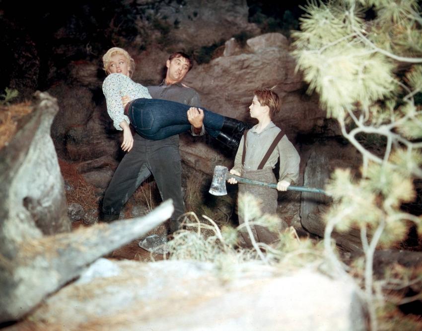 Řeka bez návratu (1954)