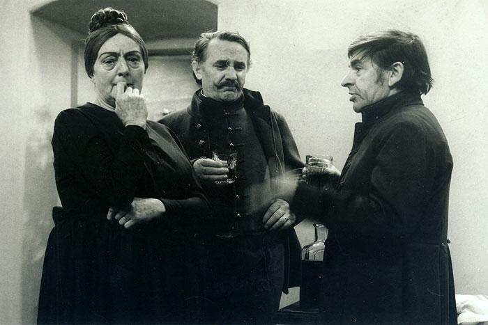 Kocúrkovo (1971) [TV inscenace]