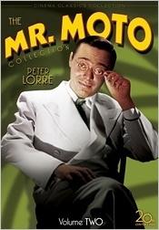 Peter Lorre jako Mr.Moto