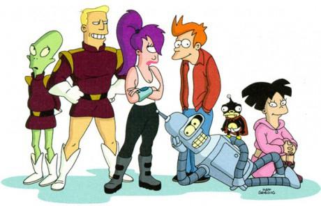 Futurama (1999) [TV seriál]