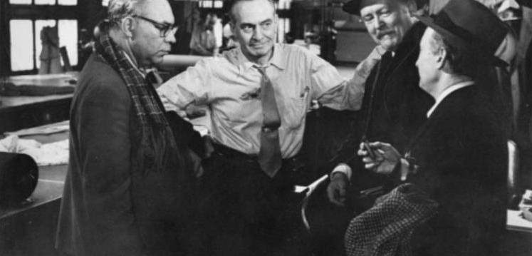 Uprostřed noci (1959)