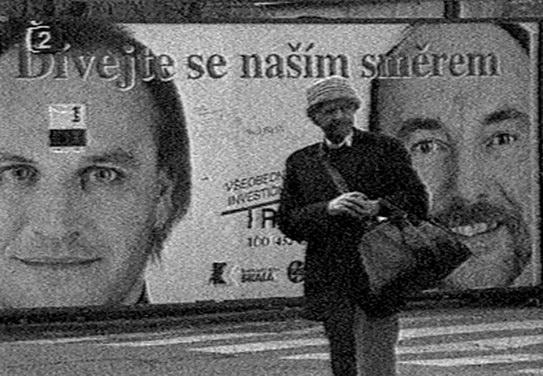 Hledači pevného bodu (2001)