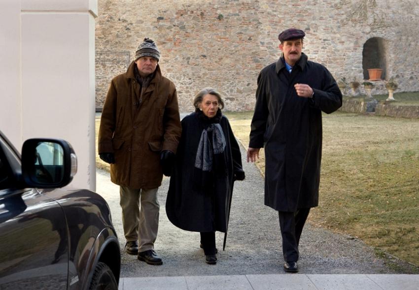 Igor Bareš, Jiřina Jirásková a Jaromír Dulava