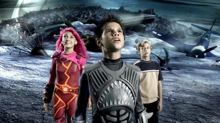 Dobrodružství Žraločáka a Lávovky (2005)