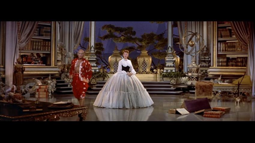 Král a já (1956)
