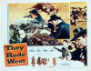 They Rode West (1954)