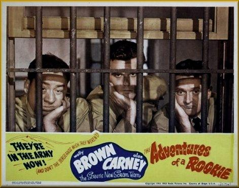 The Adventures of a Rookie (1943)