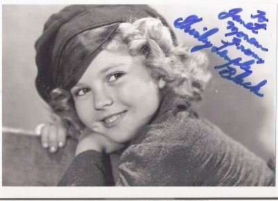 Shirley Temple z filmu Dimples