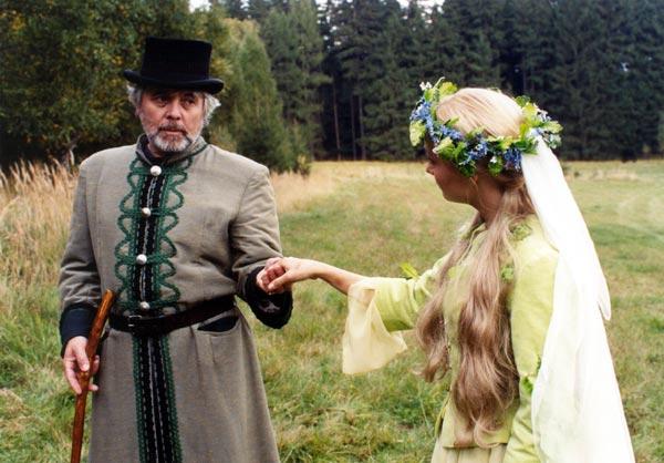 Pohádky z lesa (2001) [TV seriál]