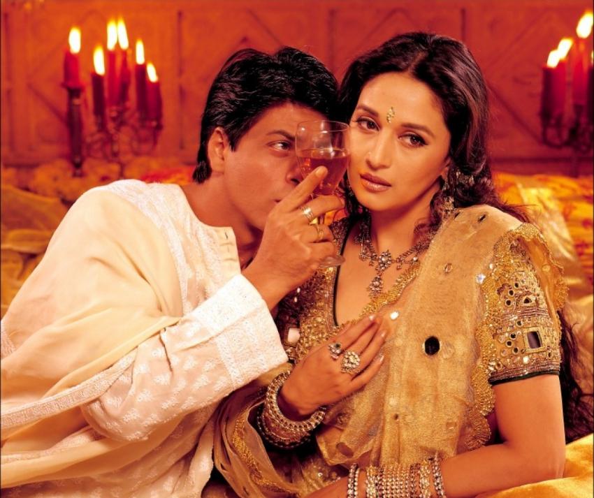 Shahrukh Khan a Madhuri Dixit