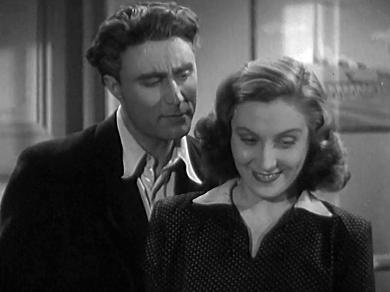 Řeka čaruje (1945)