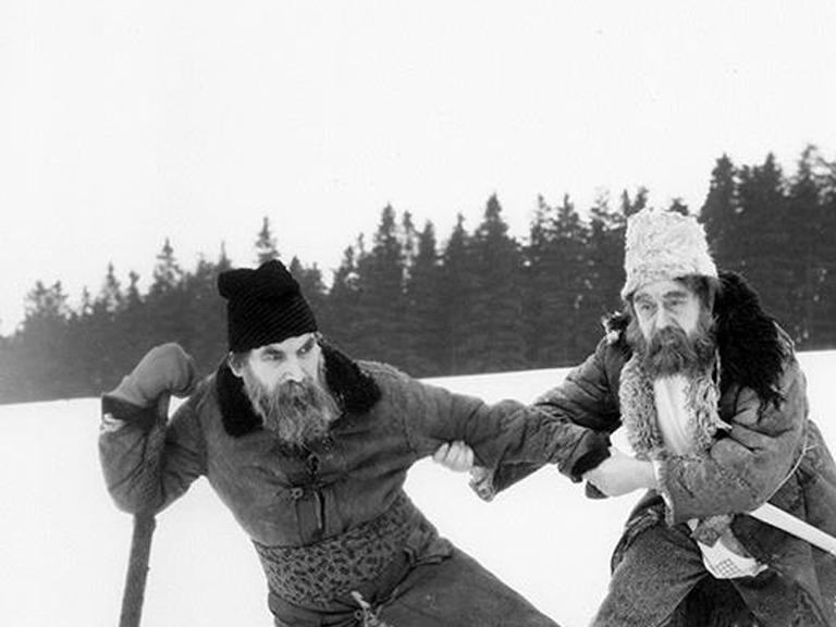 Výkřik do sibiřské noci (1935)