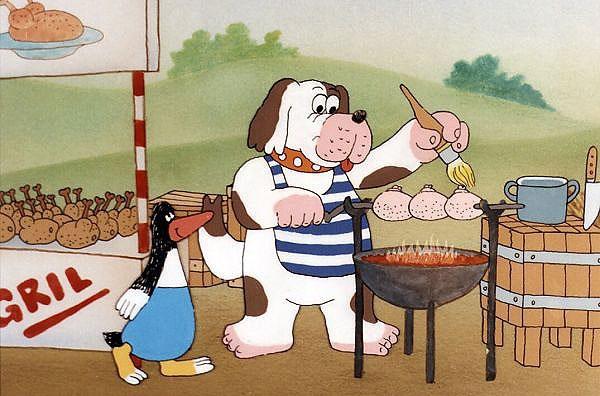 Bugo a Pikola (1998) [TV seriál]