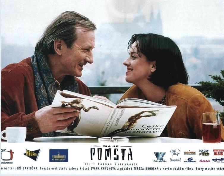 Radoslav Brzobohatý a Tereza Brodská