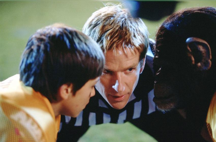 Opičí agent (2003)