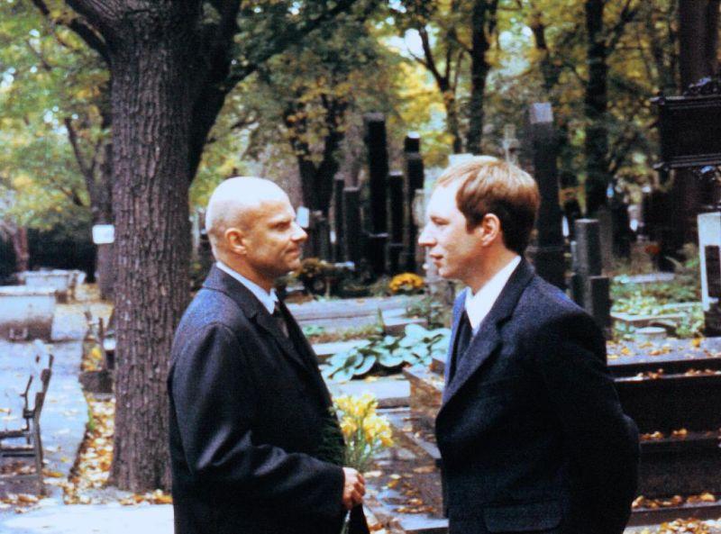 Místo činu: Vzpomínka na Prahu (2002) [TV epizoda]