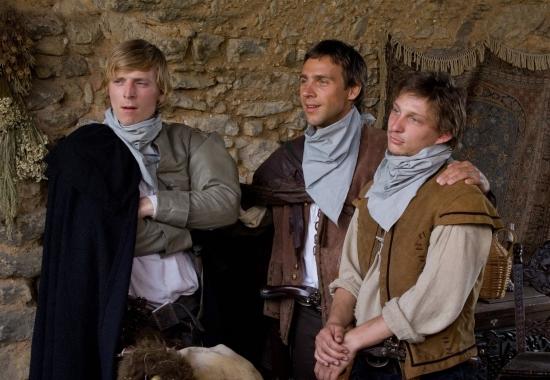 O uloupené divožence (2007) [TV film]