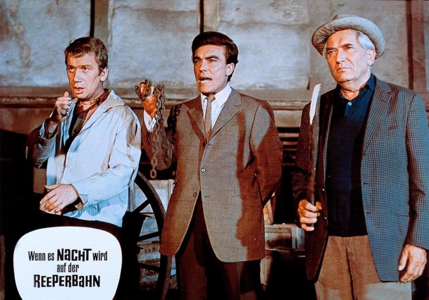 Když nastává noc na Reeperbahn (1967)