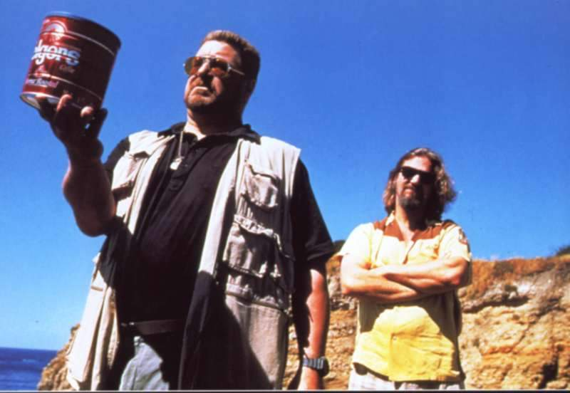 John Goodman a Jeff Bridges