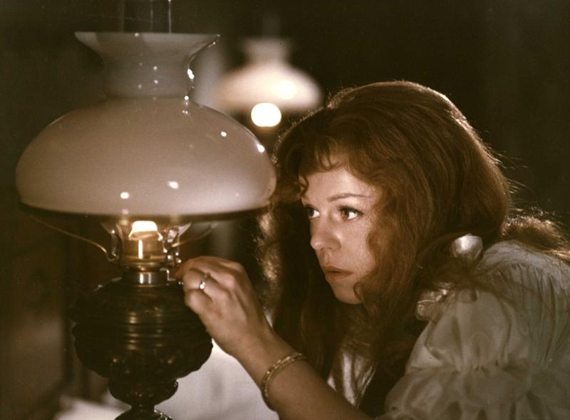 Petrolejové lampy (1971)
