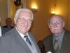 Předvánoční setkání Senior Prix 2009 - Gustav Oplustil a Lubomír Lipský