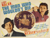 The Man Who Wouldn't Die (1942)