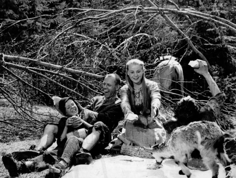 Pramen panny (1960)