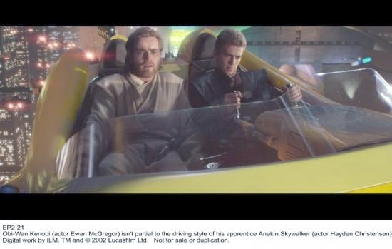 Star Wars: Epizoda II - Klony útočí (2002)