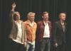 Andreas Dresen, Henry Huebschen, Sylvester Groth a Markus Hering uvádějí film Whisky s vodkou