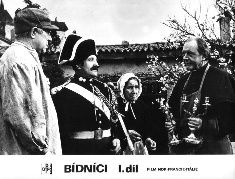 Bídníci (1958)